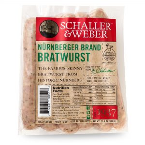 Nürnberger Bratwurst - Retail Pack
