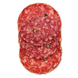 Uncured Salami with Garlic and Pepper - Out of Package - Bulk