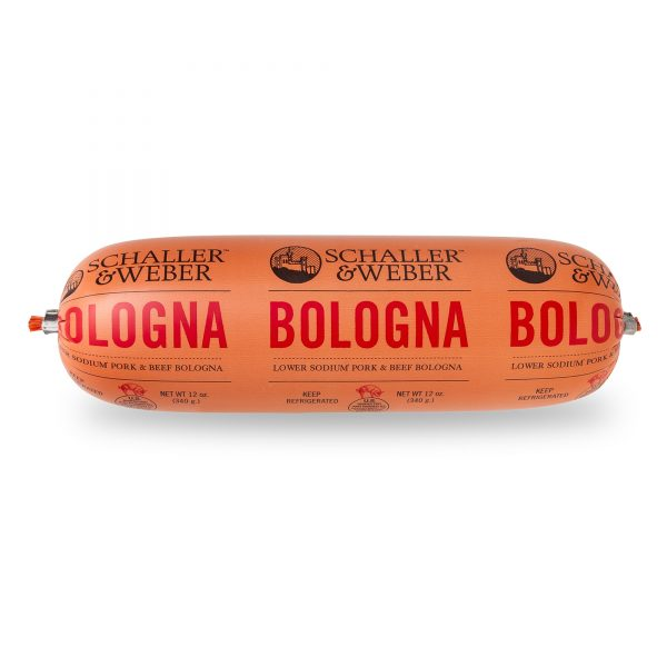 Bologna (Lower Sodium) - Package - Retail