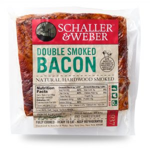 Double Smoked Bacon - Package