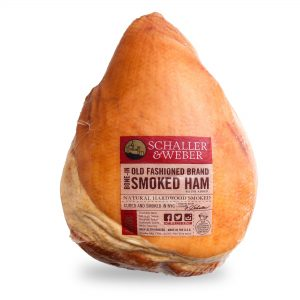 Bone-In Smoked Ham - Package - Whole