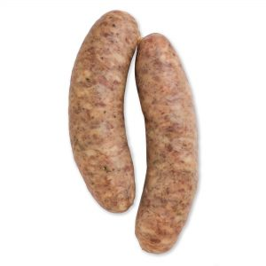 Fresh Bratwurst - Out of Package