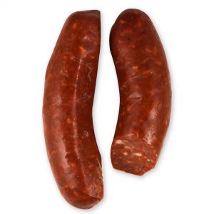 Louisiana Bran Hot Uncured Sausage Links